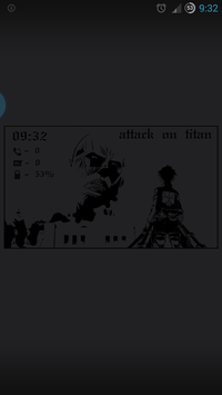 Attack on Titan - UCCW SKIN poster