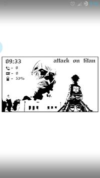Attack on Titan - UCCW SKIN screenshot 1