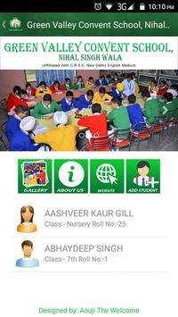 Green Valley Convent School, NihalSinghWala, Moga poster