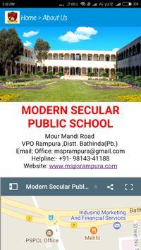 MSP School Rampura (Bathinda) screenshot 5