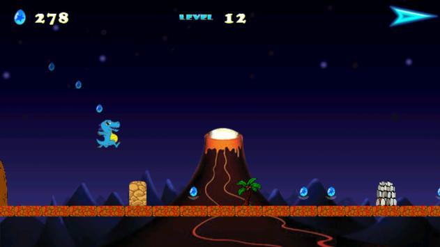 Dino Run Rush apk screenshot
