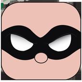 Robber Run icon