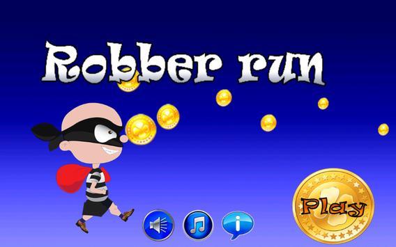 Robber Run poster