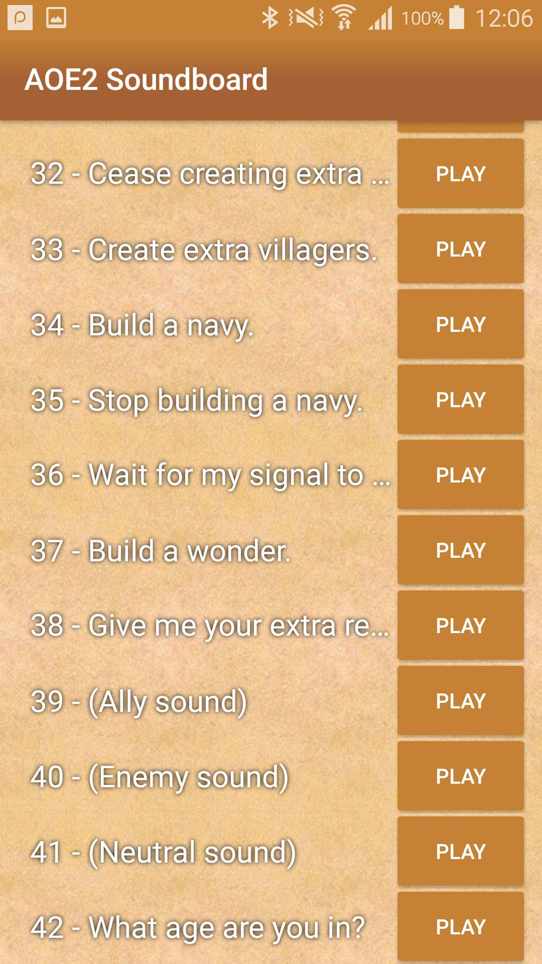 Soundboard for AOE2 for Android - APK Download