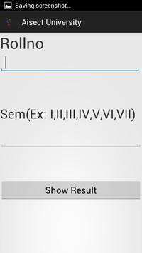 Aisect Result screenshot 2