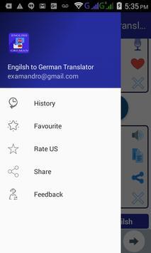 English German Translator screenshot 3