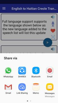 English Haitian Creole Translator screenshot 7