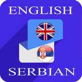 English Serbian Translator icon