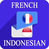 French Indonesian Translator icon