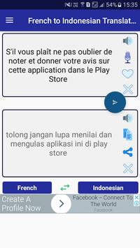 French Indonesian Translator screenshot 8