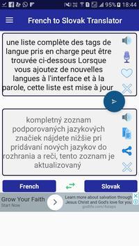 French Slovak Translator poster