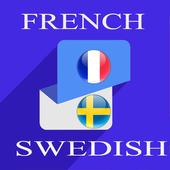 French Swedish Translator icon