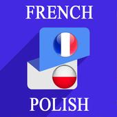 French Polish Translator icon