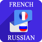 French Russian Translator icon
