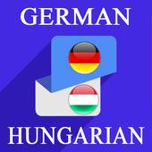 German Hungarian Translator icon