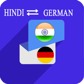 Hindi German Translator icon