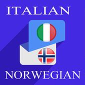 Italian Norwegian Translator icon