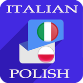 Italian Polish Translator icon