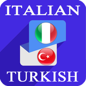 Italian Turkish Translator icon