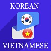Korean Vietnamese Translator icon