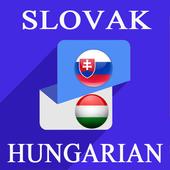 Slovak Hungarian Translator icon