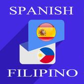 Spanish Filipino Translator icon