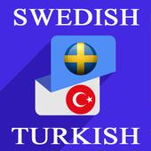 Swedish Turkish Translator icon