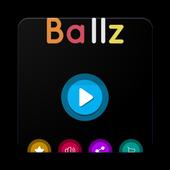 Blocks vs Ball icon