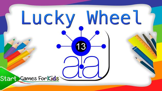 aa Lucky Wheel apk screenshot