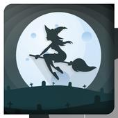 Witchy Broom Adventure icon