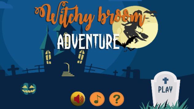 Witchy Broom Adventure screenshot 2