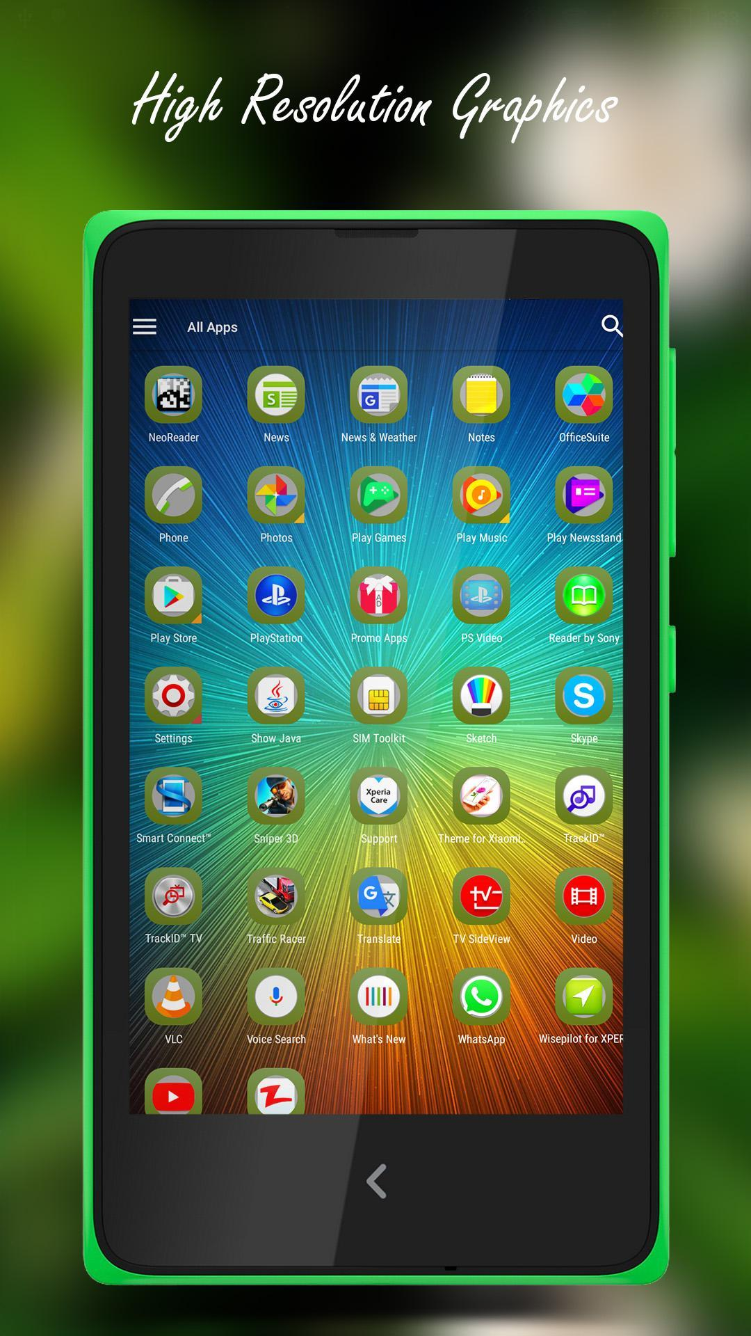 Theme for Xiaomi Mi6 for Android - APK Download
