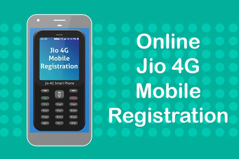 Free Jio 4G Phone Registration : 1500 Rs/- for Android - APK