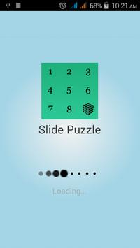 SlidePuzzle apk screenshot