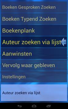 """Gesproken Boeken (""""My Eyes"""") poster"""