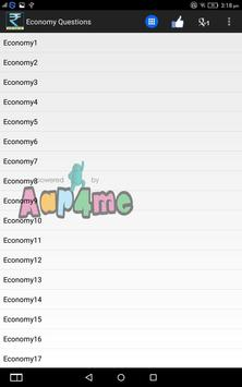 Economy in Telugu apk screenshot