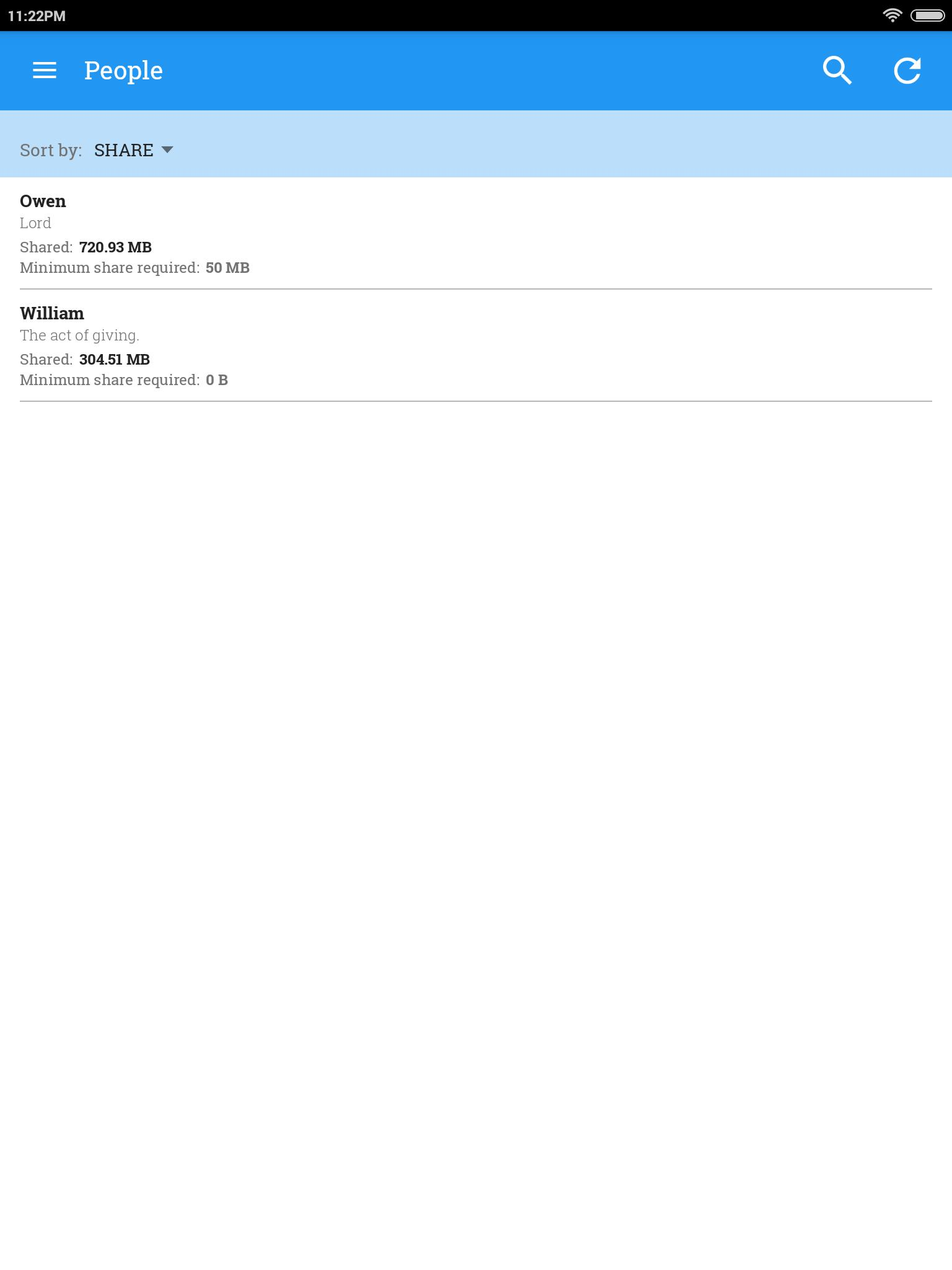 ShareOnWifi: P2P file sharing for Android - APK Download