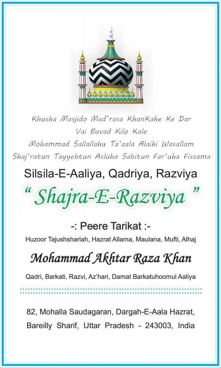 Shajra Razviya (Roman) for Android - APK Download