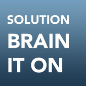 Answers brain it on icon