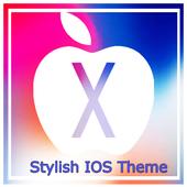 Theme For IOS Phone X Smart IOS Launcher icon