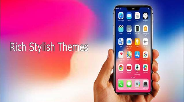 Theme For IOS Phone X Smart IOS Launcher screenshot 1