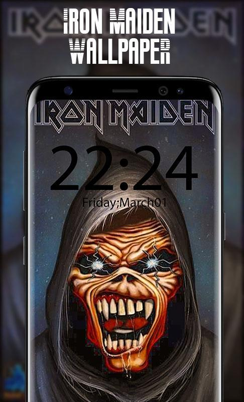 Iron Maiden Wallpapers For Android Apk Download