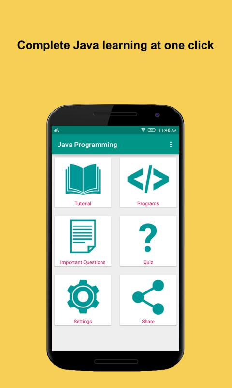Java Programming for Android - APK Download