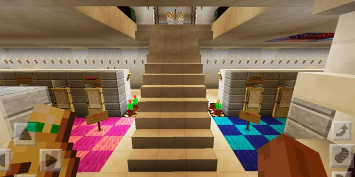 Town Highschool. Map for MCPE screenshot 15