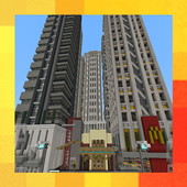 Los Dangeles. Map for MCPE icon
