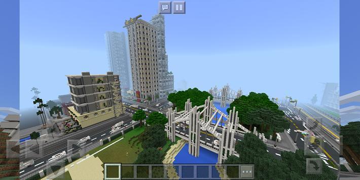 Los Dangeles. Map for MCPE screenshot 14