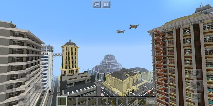 Los Dangeles. Map for MCPE screenshot 10