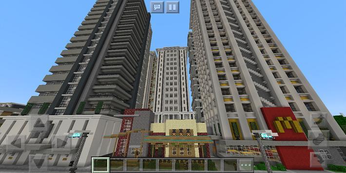 Los Dangeles. Map for MCPE screenshot 5