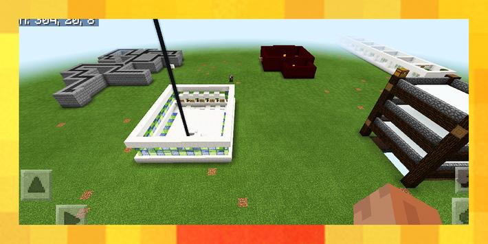 Exciting Mini Games. Map for MCPE poster