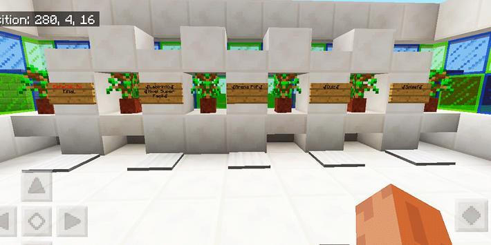 Exciting Mini Games. Map for MCPE apk screenshot